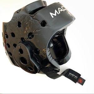 MACHO Martial Arts Protective sparring headgear